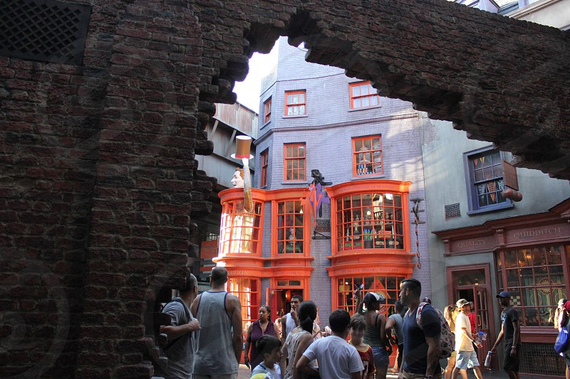 wizarding world of Harry Potter photo