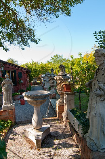 Venice Italy Torcello ancien island of venetian lagune photo