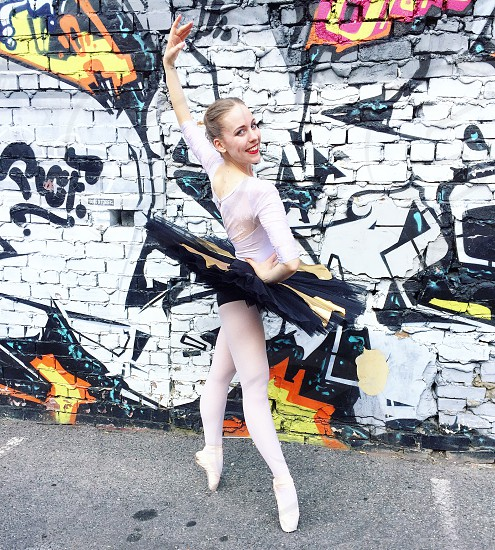 Ballet all day 💗 photo