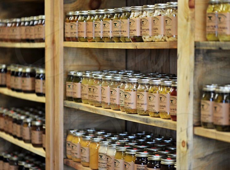 Canned Good in General Store photo