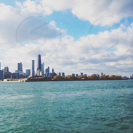 Gotta love the Chicago Skyline.  photo