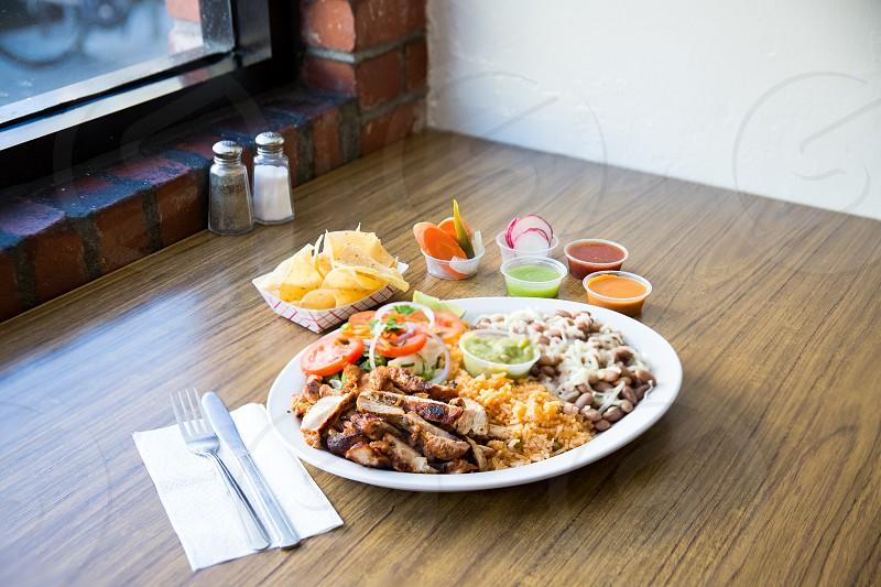 Chicken Plate photo