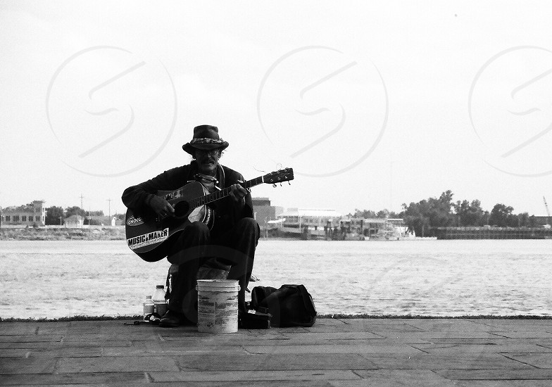 New orleans musician film photo