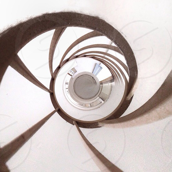 brown spiral tool photo
