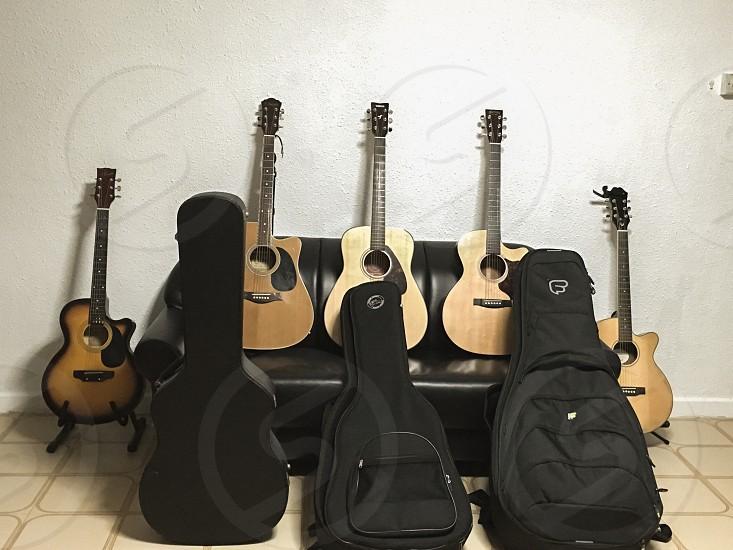 Guitars music musician art acoustic guitar acoustic photo