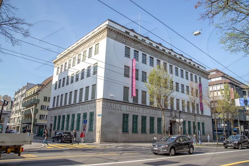 Stiftung Rosengart in Lucerne Switzerland photo