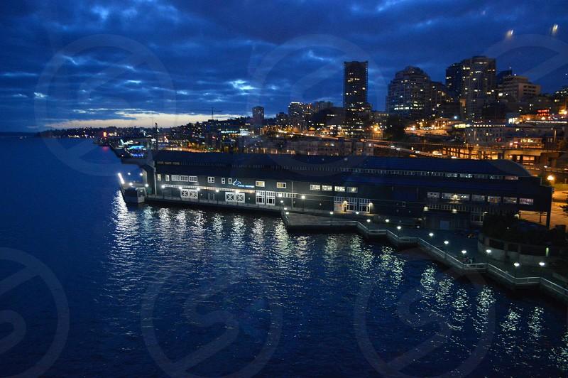 The beautiful city of Seattle! photo