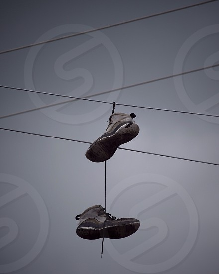 Jordan jordans shoes telephone line photography art ghetto photographer photo