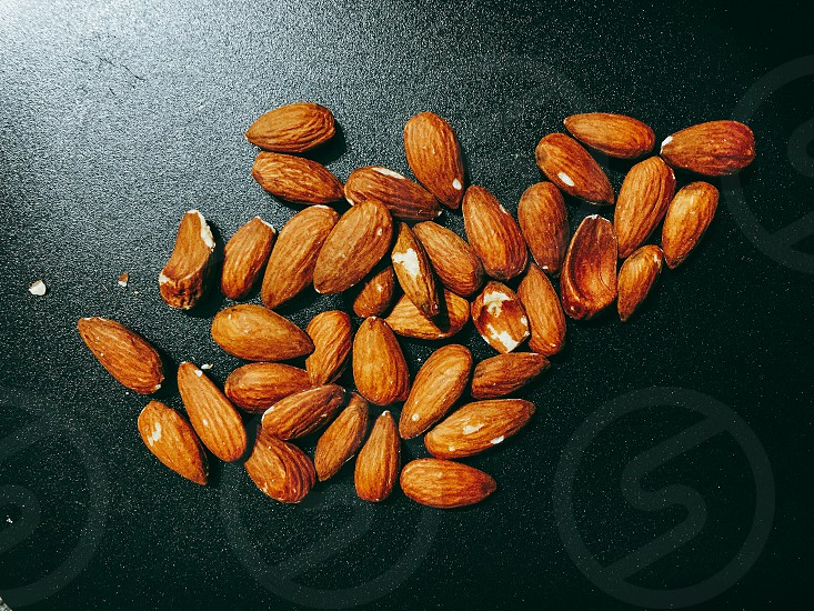 brown seeds photo