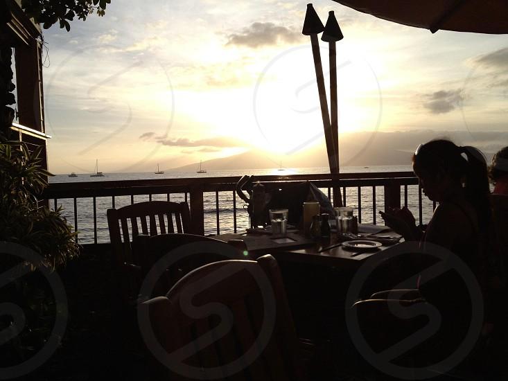 Sunset Dinner photo