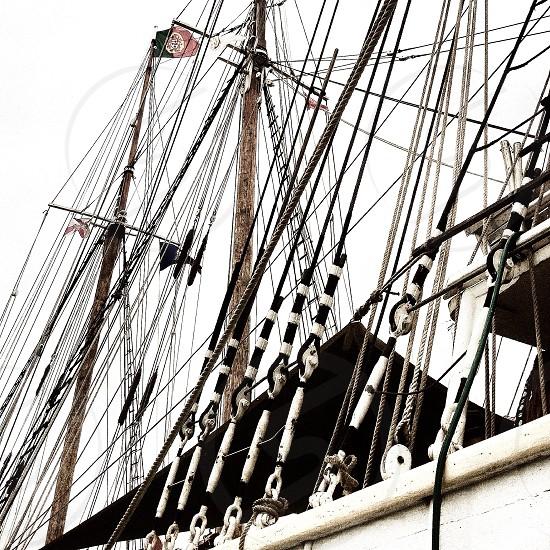low angle sail boat photography photo