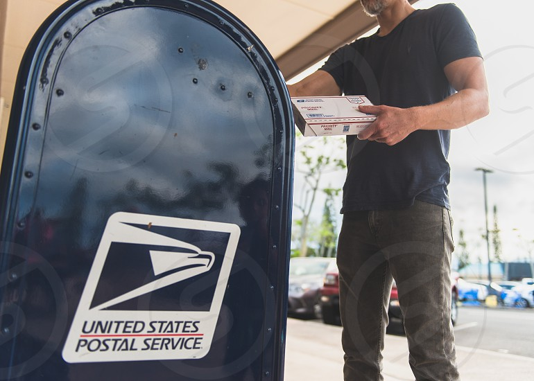 USPS - Summer Mailboxes  photo