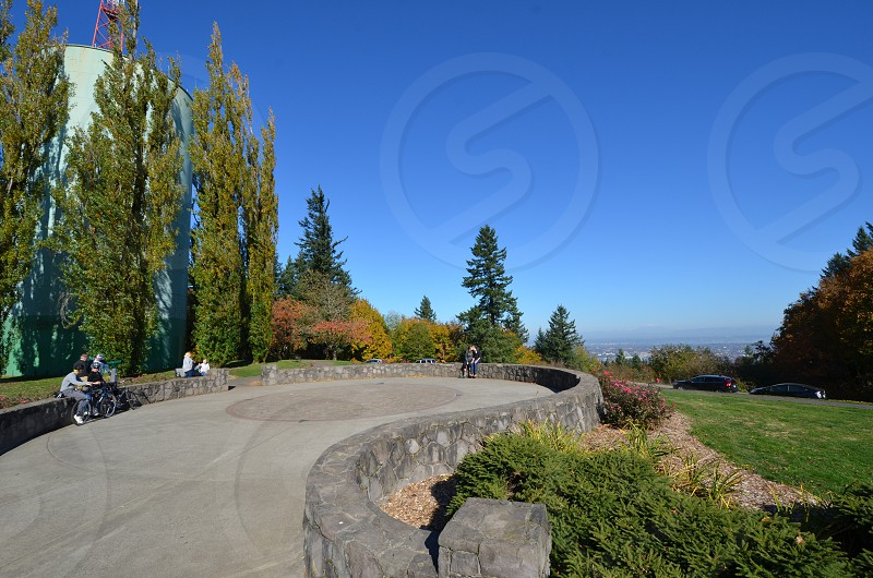 Council Crest Park Portland Oregon photo