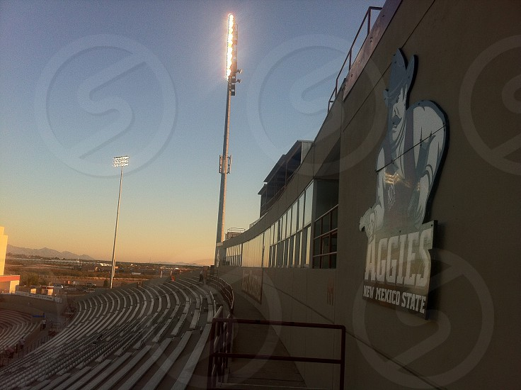 Aggie stadium photo