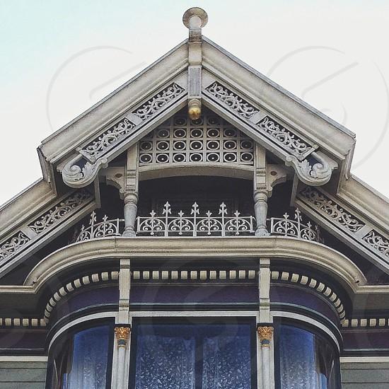 Victorian home Alameda California photo