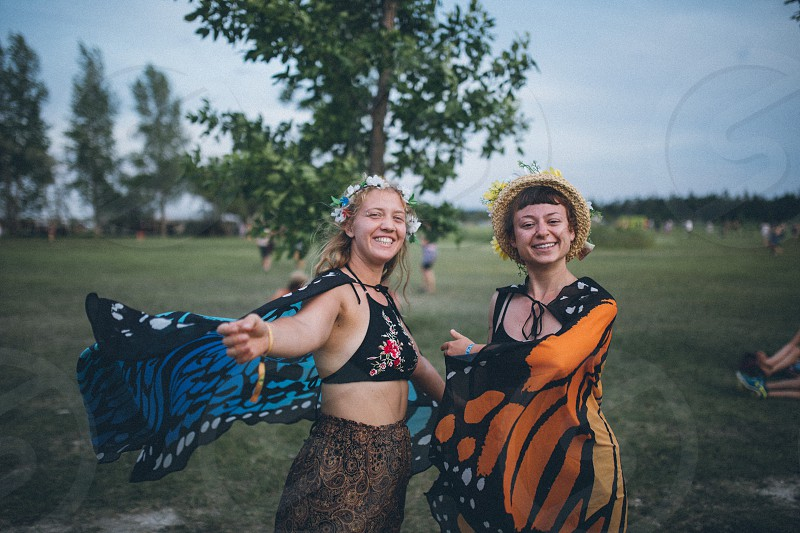 Collection of photos and moments during music festival season. photo