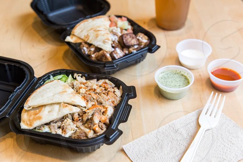 Chicken and Rice Guys Boston photo