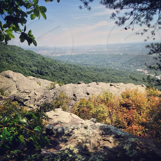 Tennessee mountain lookout beauty  photo
