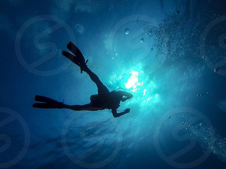 Scuba diver  photo