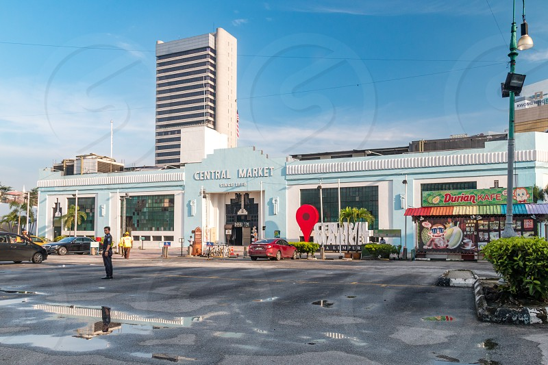 Central Market Kuala Lumpur photo