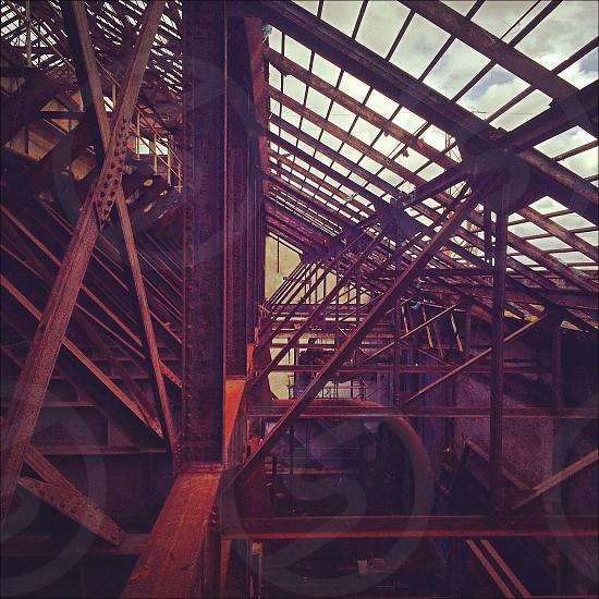 metal building equipment photo