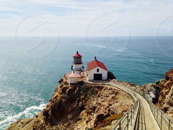 Point Reyes Lighthouse  photo