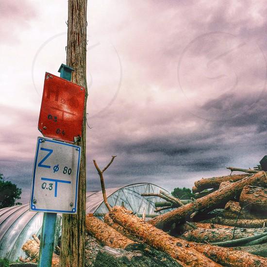 Farm Signs photo