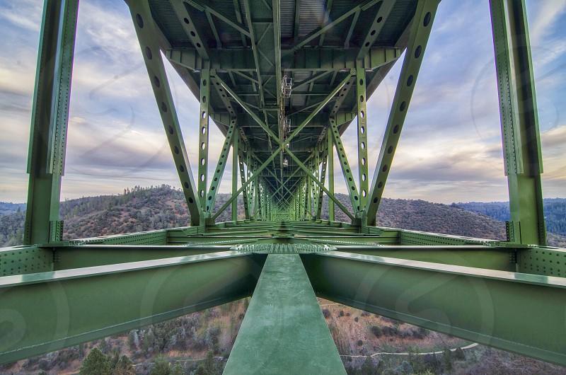 Foresthill Bridge photo