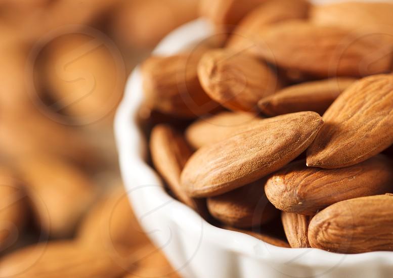 Nuts - Raw Almonds photo