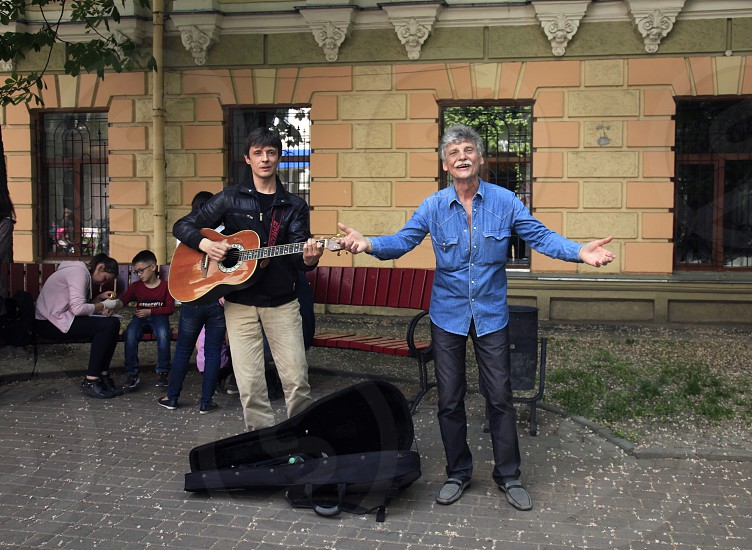 ukrainian musicians photo