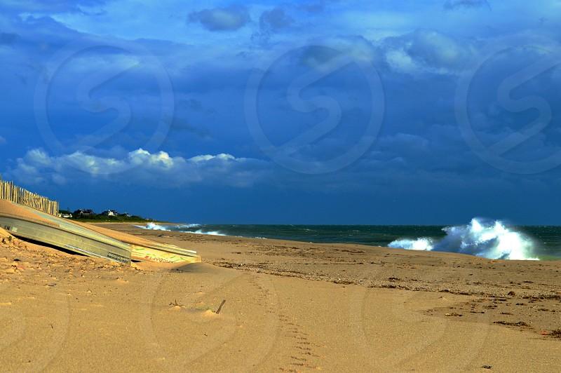 Beach Ocean Summer Waves photo