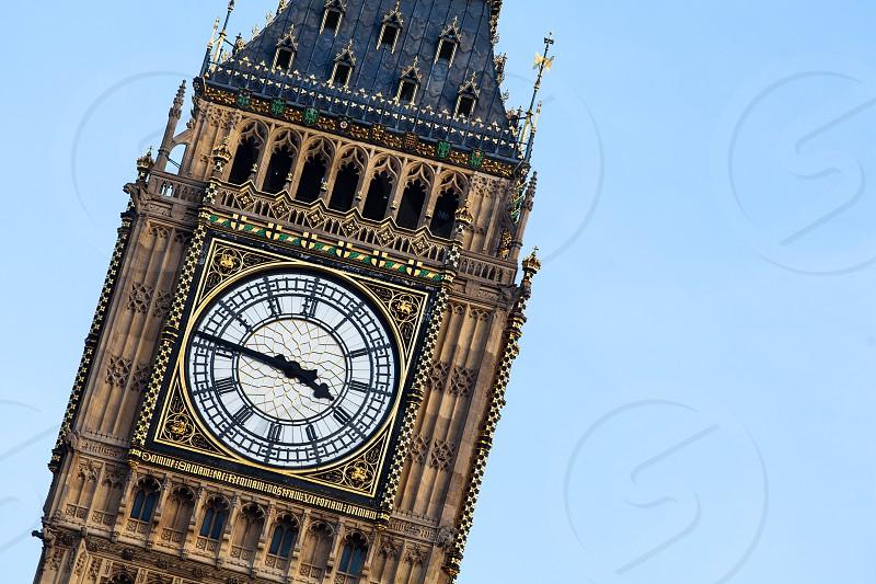 Westminster London Big Ben tourism  photo