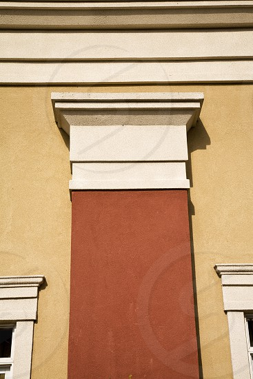 Leading Lines Architectural Detail photo