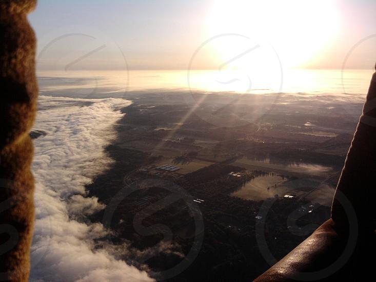Over Minnesota photo