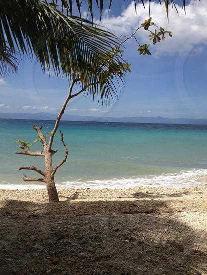 Ginatilan southern end of Cebu Philippines. photo