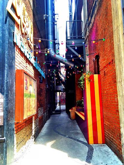 Alley Cleveland E4  photo