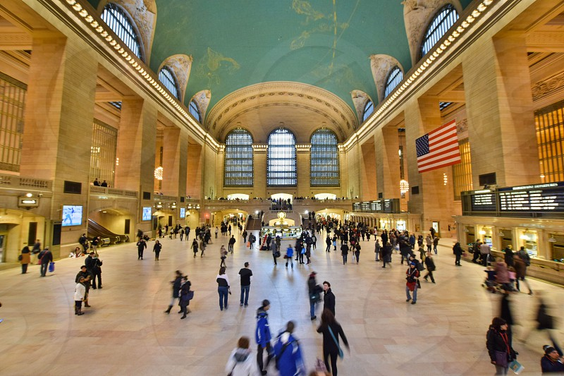 Grand Central Station -NYC US photo