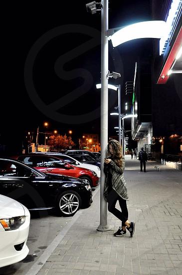 #city #cars photo