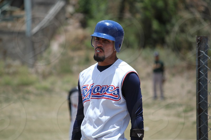 Mexican Ball Player photo