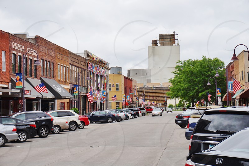 Ames in Story County Iowa photo