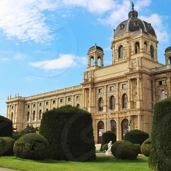 Museum of Natural History Vienna photo