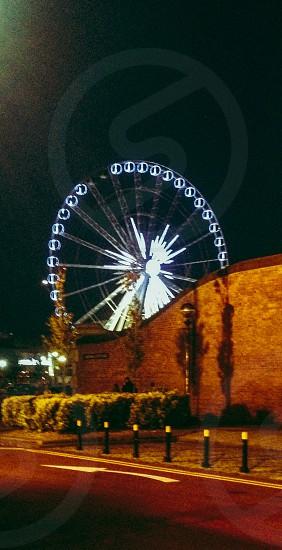 Liverpool eye photo