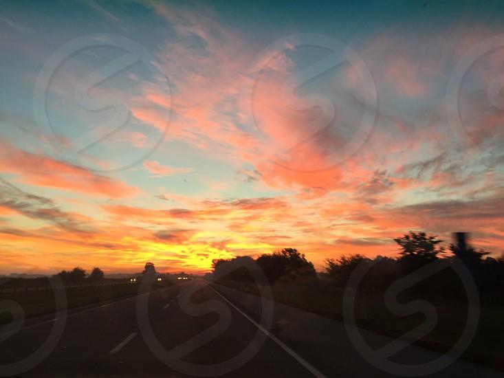 Indiana Sunrise  photo