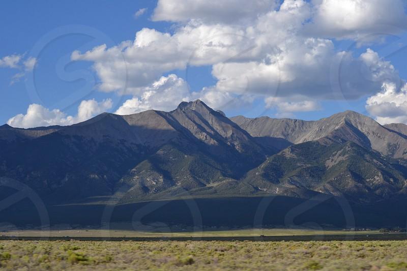 Mt. Blanca San Luis Valley in Southern Colorado photo