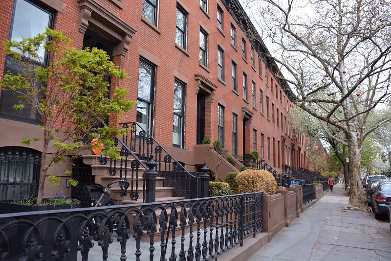 Brooklyn Heights NYC.  photo