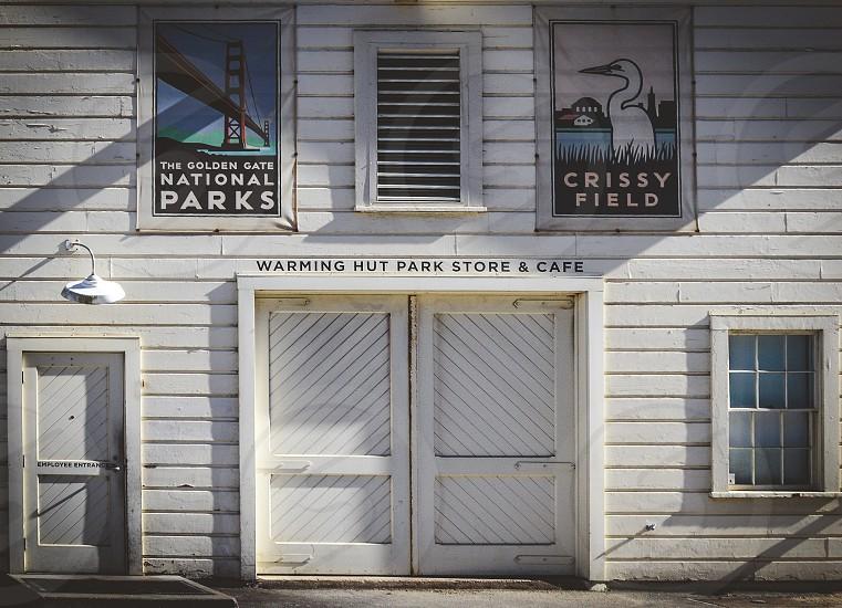 Crissy Field San Francisco California photo