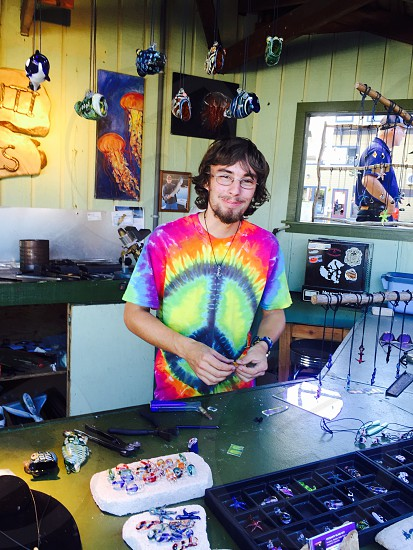 Creativejewelery makerFriday HarborWA photo