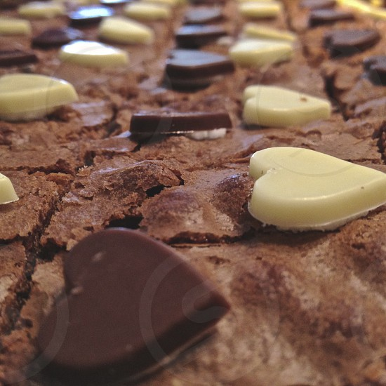 Engagement Brownies photo