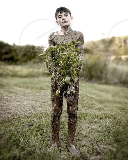 mud and basil photo