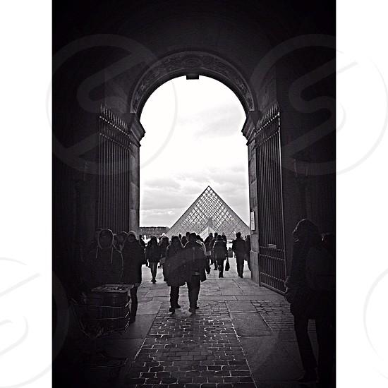 Musée du Louvre. photo